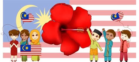 malaysia day happy independence day malaysia by chokinis on deviantart