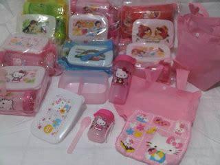 Kotak Km 1 grosir ecer souvenir fancy travel bag tas lunch box