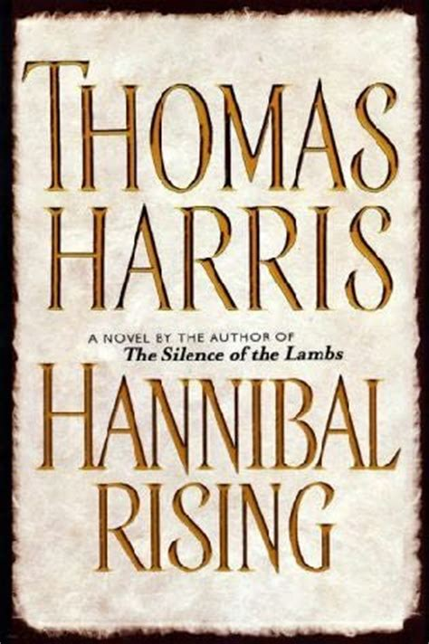 Missing From Set Of Hannibal Rising by Murphblog On The Odds