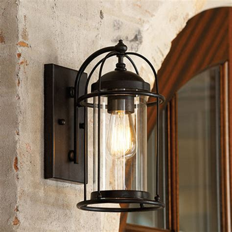Outdoor Lighting Sconces by Verano Outdoor Wall Sconce Traditional Outdoor Wall