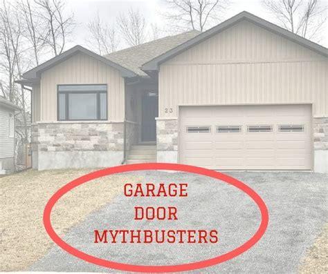 Garage Door Repair Greeley Garage Door Myths You Should Before Hiring Technicians