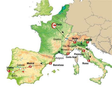phairzios italia viaje a europa espa 241 a italia y francia 4tourists