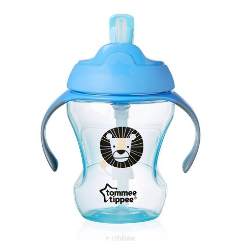 Tommee Tippee Trainnning Straw Cup 9m alami baby beakers sippers cups tommee tippee