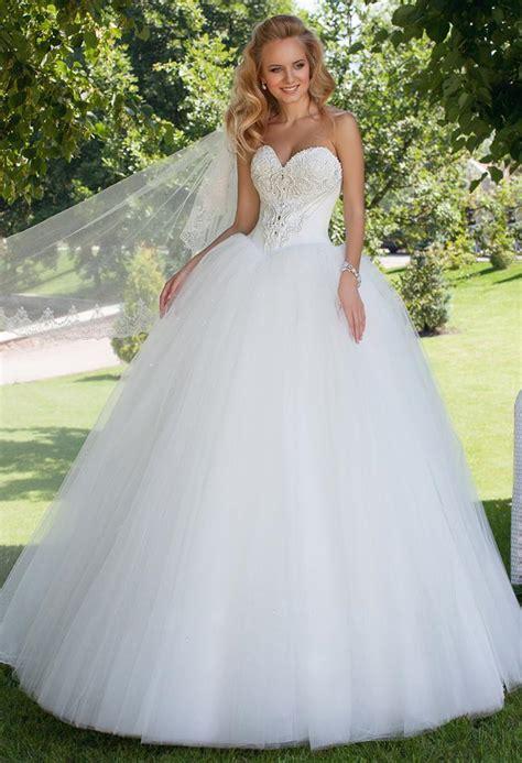 Handmade Wedding Gown - selling 2015 new oksana mukha sweetheart