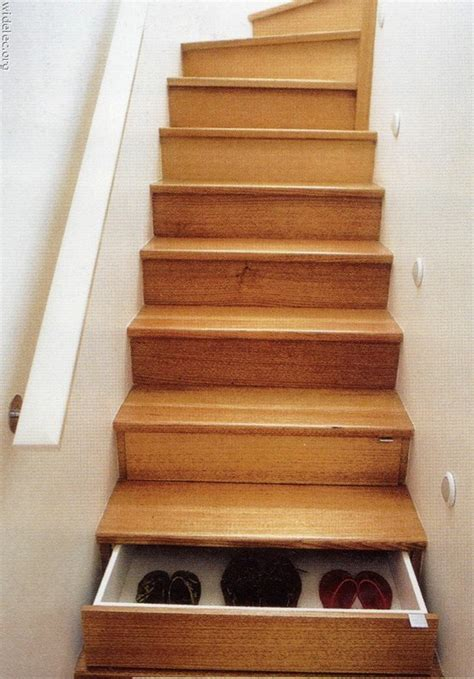 Shoe Rack For Stairs by 11 Creative Ways To Store Shoes Jewelpie
