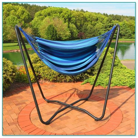 hammock chair and stand set