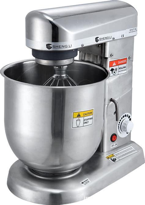 Mixer Berjaya 10 Liter small food mixer stainless steel 10 liters of food mixers