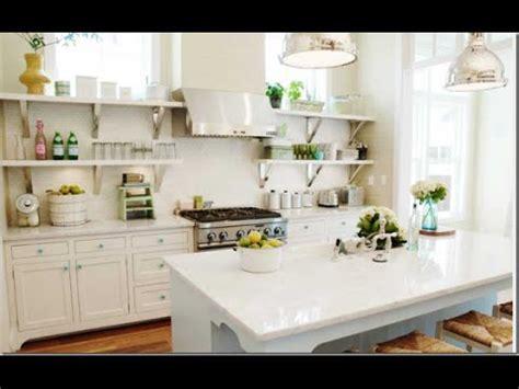 decorar repisas cocina c 243 mo decorar una cocina peque 241 a con repisas youtube