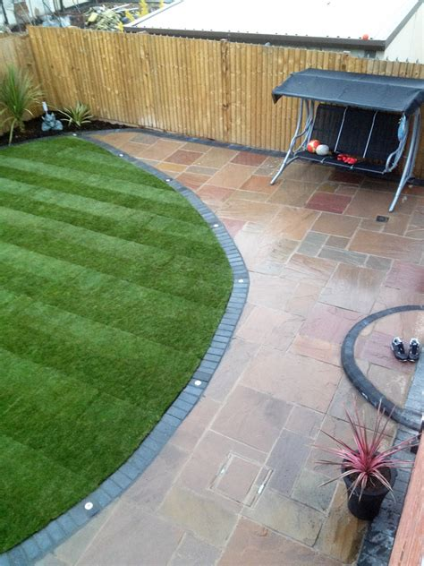 indian sandstone paving design your sand patio