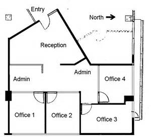 Floor Plans For Small Businesses by Pacific Tower Suite 309 Small Business Office Suite For