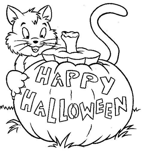 halloween kleurplaten 187 animaatjes nl