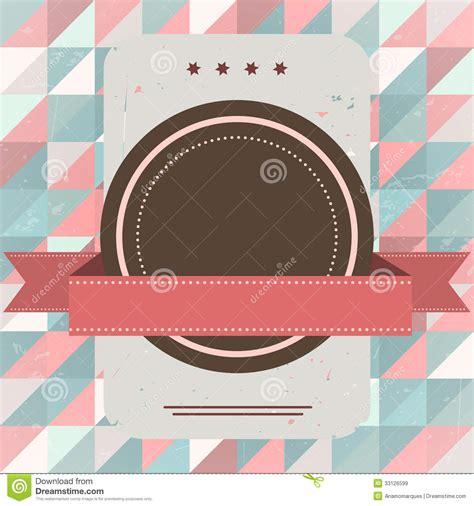 label design background retro grunge label stock vector image of retail creative