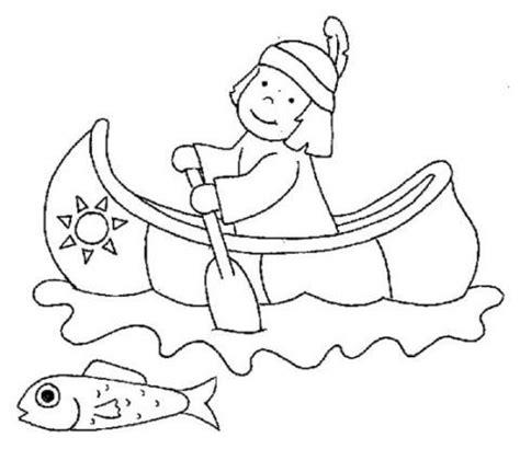 de ni a pescando para imprimir y pintar dibujos para colorear de la desenhos para dia do 205 ndio moldes para pintar atividades