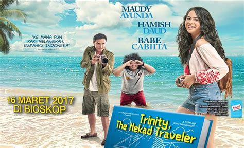 film barat ekstrim syuting trinity the nekad traveler babe cabita lahap