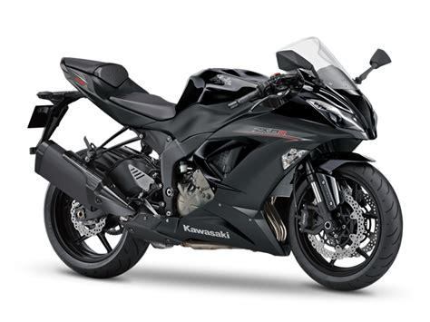 Schnellste 600er Motorrad by Zx 6r 636 2014