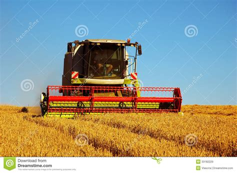 Steunk Combines Modern Tech With Elements by Combine Harvester Royalty Free Stock Images Image 33182229