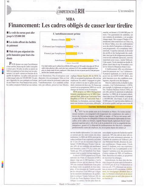 Economist Mba 2017 by Financement Les Cadres Oblig 233 S De Casser Leur Tirelire