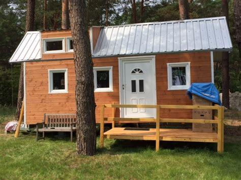 Mikrohaus Deutschland by Tiny Houses Winzig Wohnen F 252 R Mehr Freiheit Evidero