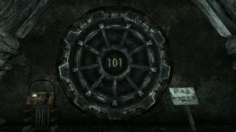 How To Open Rock Door Fallout 3 by Vault 101 Thrown Out Wiki Fandom Powered By Wikia