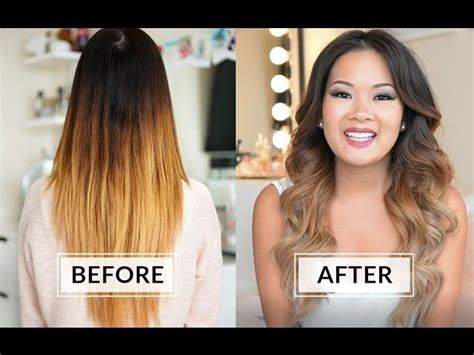how to get orange out of hair the right way