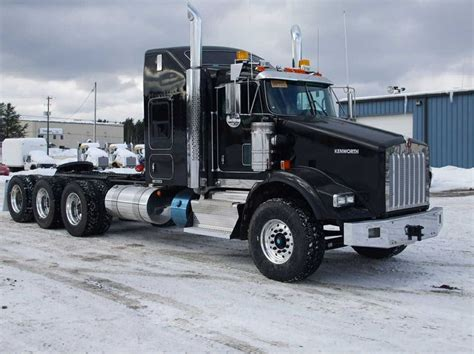 kenworth t800 heavy haul for sale kenworth t800 tri axle heavy hauler awesome haulers