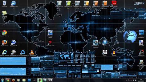 themes pour pc gratuit windows 7 un pc futuriste youtube