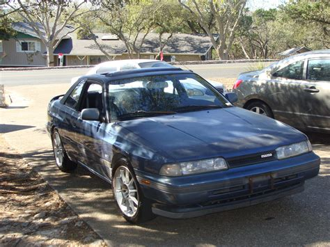 texasmethod 1988 mazda mx 6 specs photos modification info at cardomain