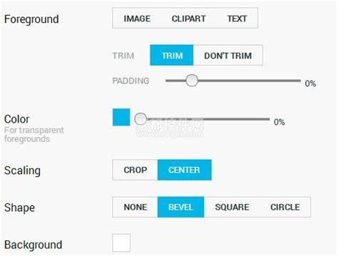 android asset studio web开发人员不要错过的60款用户界面设计工具 上 控件新闻 慧都控件网