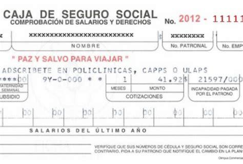 www caja de seguro gob pa fecha de pago de jubilado reiteran plazo de validez de las fichas de la css