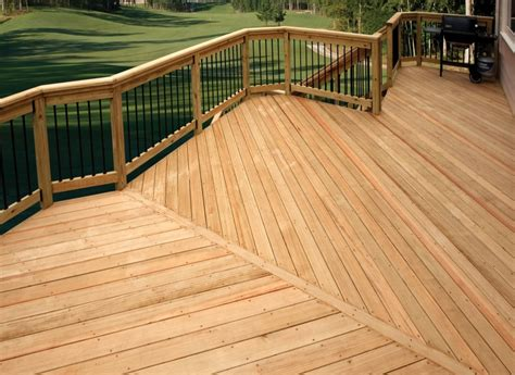 wood patio deck 4 reasons to build your deck with southern yellow pine wood it s real wood it s real