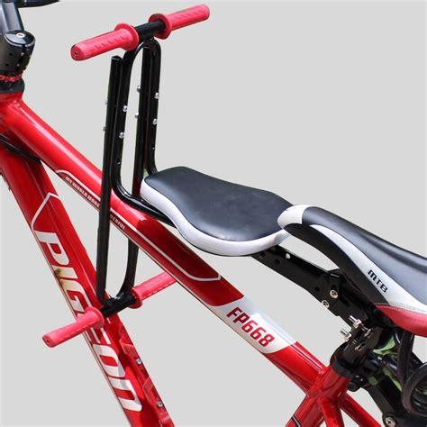 bicicleta de nino silla asiento  ninos bicicleta