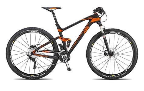 Ktm Mountain Bikes Uk Ktm Scarp 29 Elite Xt 20 Speed Suspension 2015