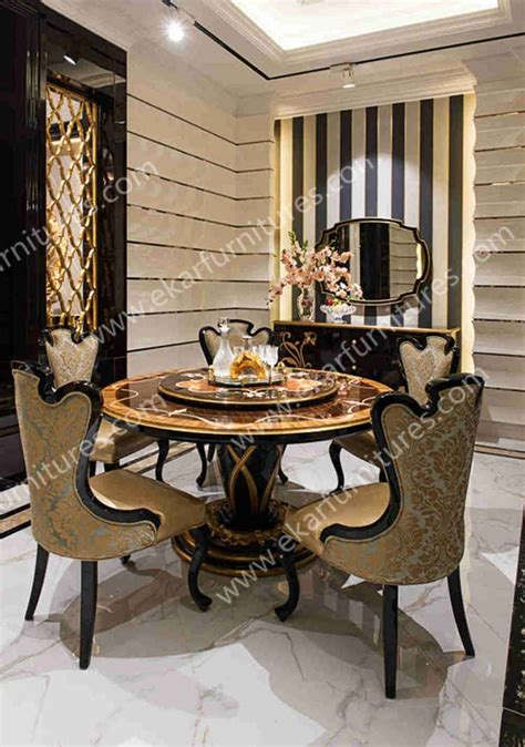 rotating dining table antique wooden rotating dining table buy