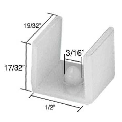 Sliding Shower Door Jamb Guide Tub Shower Door Guides