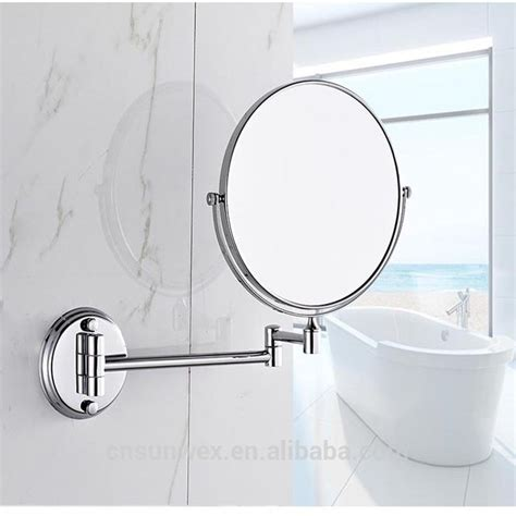 wall mounted extendable mirror bathroom best 25 extendable bathroom wall mirrors ideas on