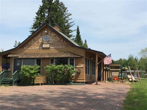Madeline Island Cabin Rentals by Madeline Island Vacation Rental Motel Island Inn