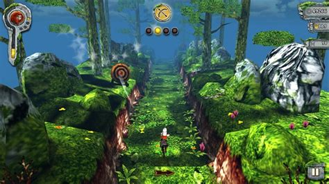 temple run brave version archery for your smartphone