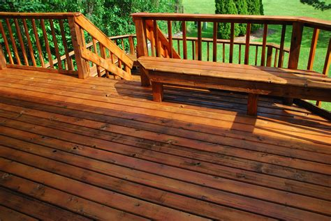 deck refinishing photo gallery deckmaster inc