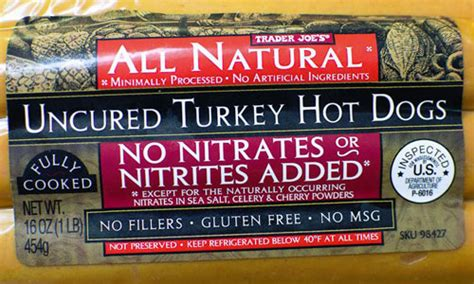 trader joes dogs what not to eat why do trader joe s all turkey dogs contain