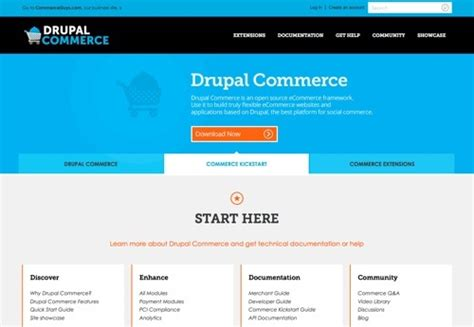 drupal commerce templates 11 open source ecommerce platforms practical ecommerce