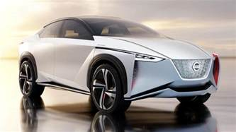 Nissan Electric Nissan Imx Electric Suv Revealed At Tokyo Motor Show