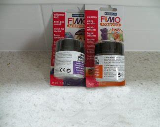 Fimo Semi Gloss Varnish fimo varnish 35ml