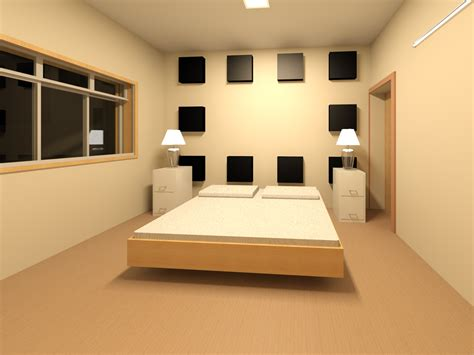 Galerry simple and small bedroom interior design ideas