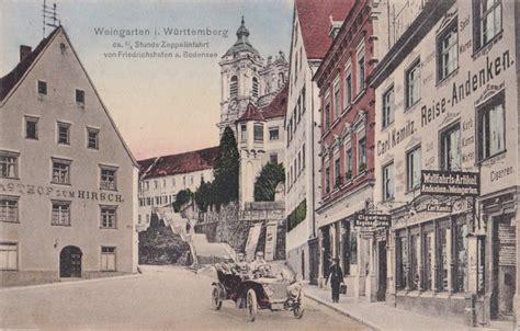 Motorrad Shop Weingarten by Weingarten I W 252 Rt Kaufhaus Carl Kamitz Gasthof Z