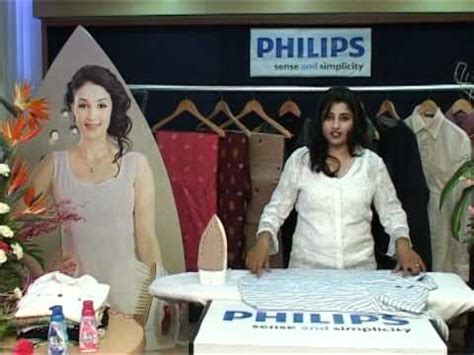 Setrika Philips 1900 Series philips 1900 series steam iron with hul comfort demo