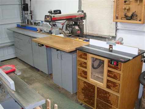 Radial Arm Saw Table by Radial Arm Saw Stand By S Grifter Lumberjocks