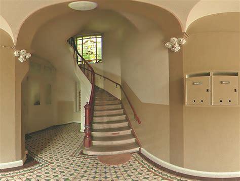 jugendstil treppenhaus treppenhaus jugendstil foto bild architektur