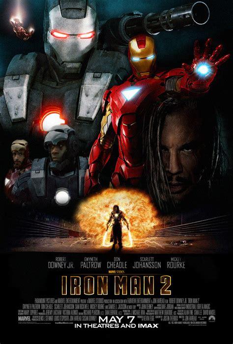 iron man 2 iron man 2 poster by rehsup on deviantart