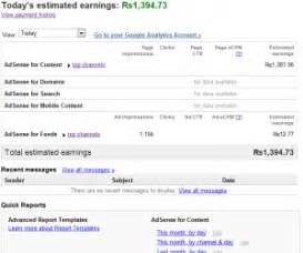 adsense money calculator how to display google adsense revenue in indian rupees inr