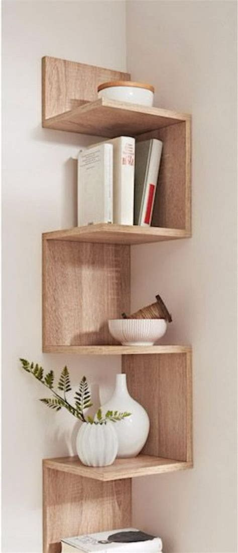 decorating shelves 8 diy corner shelf decorating ideas to beautify your corners